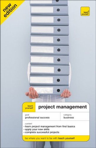 9780071599870: Teach Yourself Project Management