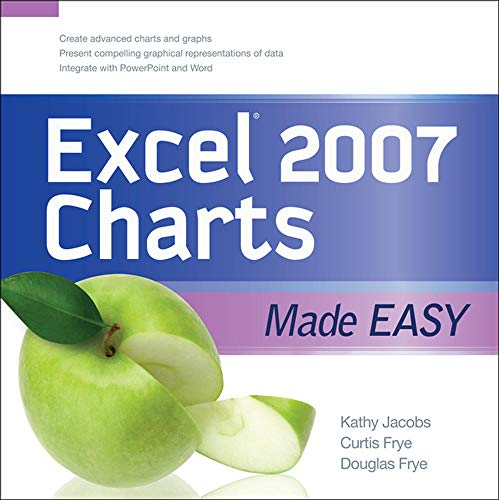 9780071600064: EXCEL 2007 CHARTS MADE EASY (Made Easy Series)