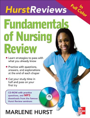 9780071600118: Hurst Reviews Fundamentals of Nursing