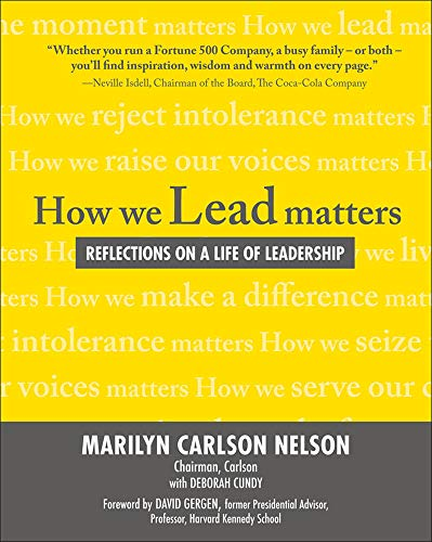 9780071600170: How We Lead Matters: Reflections on a Life of Leadership (Business Books)