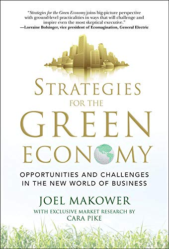 9780071600309: Strategies for the Green Economy: Opportunities and Challenges in the New World of Business