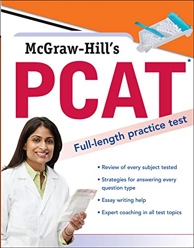 9780071600453: McGraw-Hill's PCAT