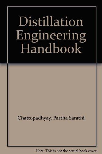 9780071600613: Distillation Engineering Handbook
