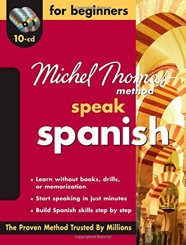 9780071600866: Speak Spanish for Beginners [With Carrying Case] (Michel Thomas Speak...)