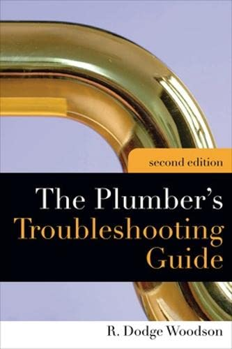 9780071600903: Plumber's Troubleshooting Guide, 2e