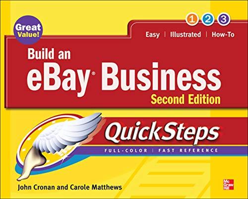 9780071601450: Build an eBay Business QuickSteps