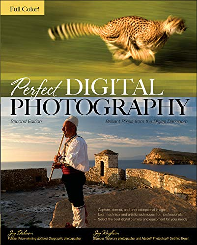 9780071601665: Perfect Digital Photography Second Edition