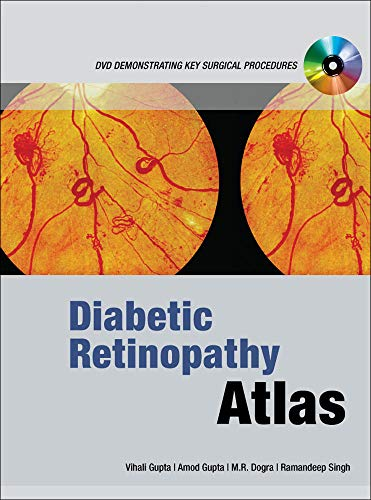 9780071601832: Diabetic Retinopathy Atlas