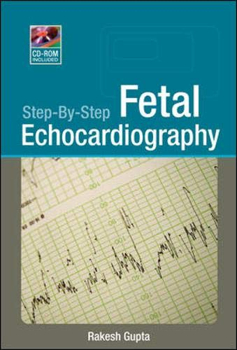 9780071601849: Step-By-Step Fetal Echocardiography