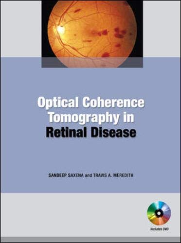 9780071601870: Optical Coherence Tomography in Retinal Disease