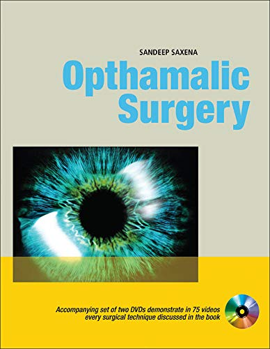9780071601948: Ophthalmic Surgery