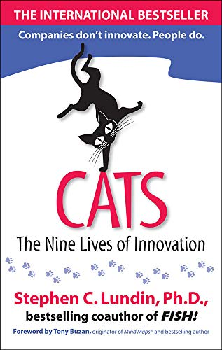 9780071602211: CATS: The Nine Lives of Innovation