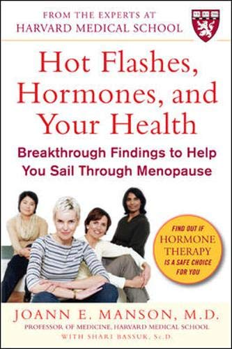 9780071602402: Hot Flashes, Hormones & Your Health: Breakthrough Findings to Help You Sail Through Menopause
