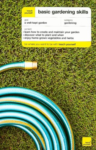 9780071602525: Teach Yourself Basic Gardening Skills (Teach Yourself: Arts & Crafts)