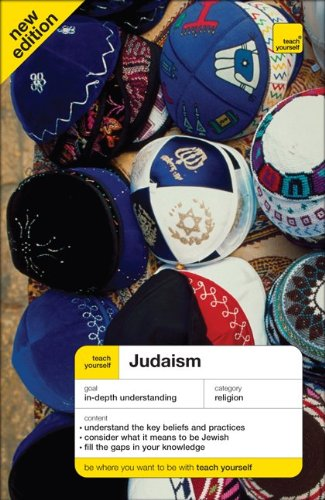 9780071602570: Teach Yourself Judaism (Teach Yourself: Philosophy & Religion)