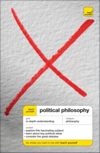 9780071602617: Teach Yourself Political Philosphy (Teach Yourself: Philosophy & Religion)