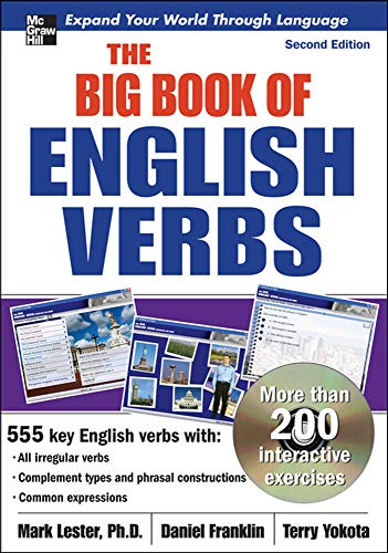 9780071602884: The big book of english verbs. Con CD-ROM (Scienze)
