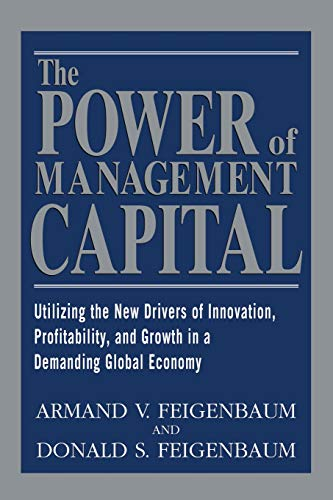 9780071602976: The Power of Management Capital
