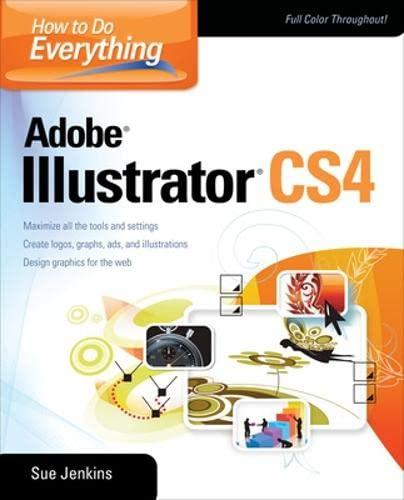 9780071603102: How to Do Everything: Adobe Illustrator: Adobe Illustrator CSx