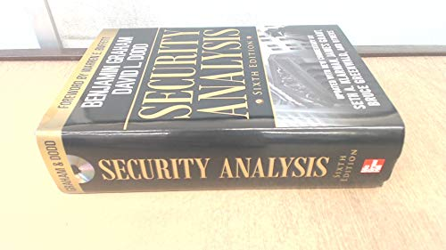 9780071603126: Security Analysis: Principles and Techniques [With CDROM]