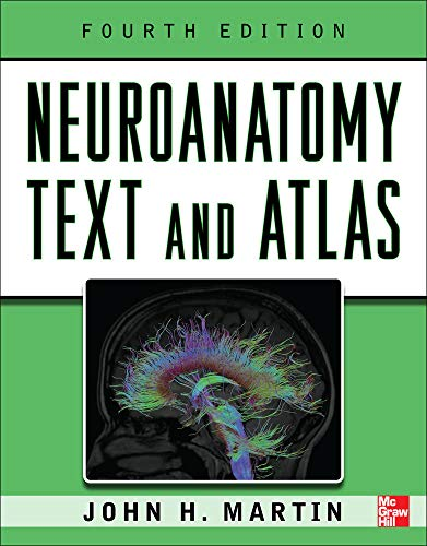 9780071603966: Neuroanatomy Text and Atlas, Fourth Edition (NEUROANATOMY TEXT & ATLAS (MARTIN))