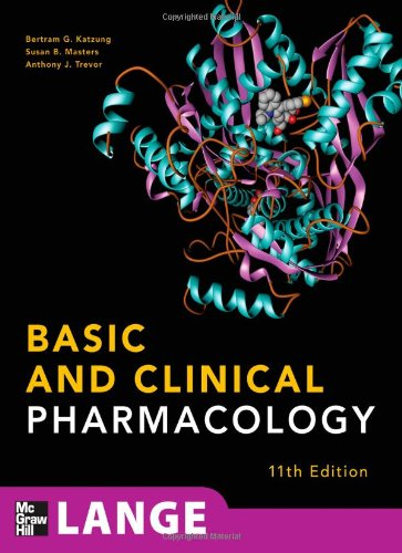 9780071604055: Basic and Clinical Pharmacology, 11th Edition (LANGE Basic Science)