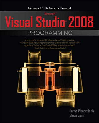 9780071604086: Microsoft Visual Studio 2008 Programming