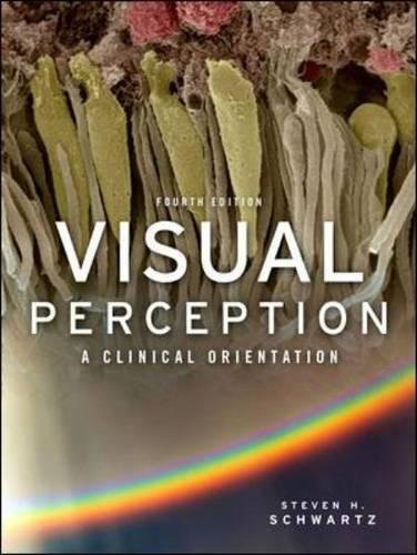 9780071604611: Visual Perception: A Clinical Orientation, Fourth Edition (Optometry)