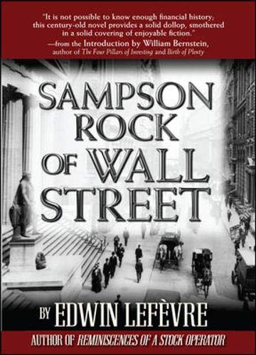 9780071605120: Sampson Rock of Wall Street