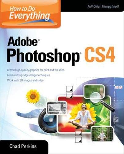 9780071605229: How to Do Everything Adobe Photoshop CS4