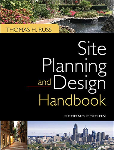 Site Planning And Design Handbook By Russ