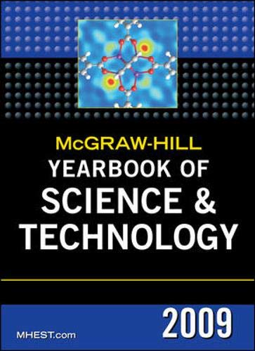 9780071605625: McGraw-Hill Yearbook of Science & Technology 2009 (McGraw-Hill's Yearbook of Science & Technology)