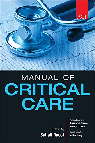 9780071605656: ACP Manual of Critical Care