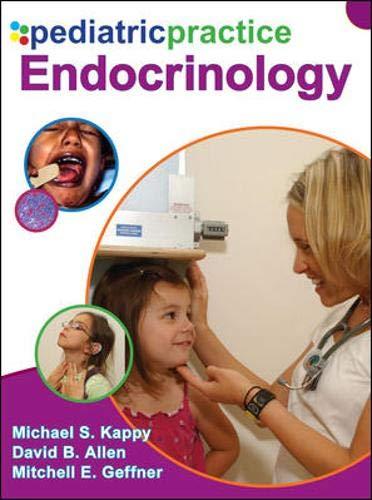 9780071605915: Pediatric Practice Endocrinology