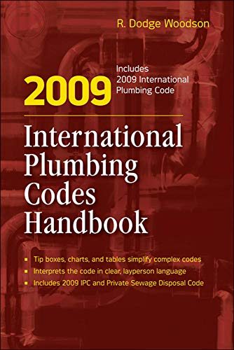 9780071606066: 2009 International Plumbing Codes Handbook