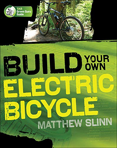 9780071606219 Build Your Own Electric Bicycle Tab Green