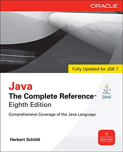 9780071606301: Java The Complete Reference, 8th Edition