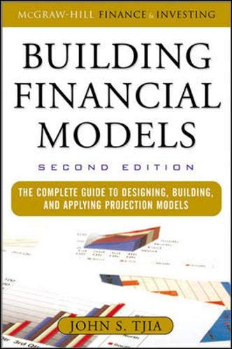 9780071608893: Building Financial Models (McGraw-Hill Finance & Investing)