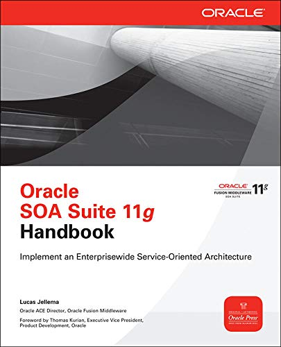 9780071608978: Oracle SOA Suite 11g Handbook