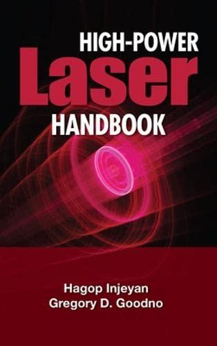 9780071609012: High Power Laser Handbook