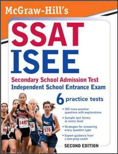 9780071609166: McGraw-Hill's SSAT/ISEE, 2ed (McGraw-Hill's SSAT & ISEE High School Entrance Examinations)