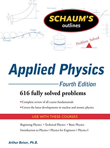 9780071611572: Schaum's Outline of Applied Physics, 4ed