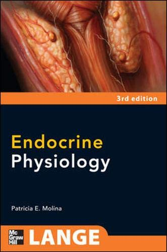 9780071613019: Endocrine Physiology, Third Edition (Lange Physiology Series)