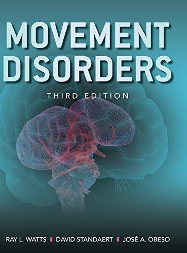 9780071613101: Movement Disorders, Third Edition (Neurology)
