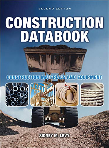 9780071613576: Construction Databook: Construction Materials and Equipment