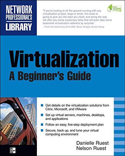 9780071614016: Virtualization, A Beginner's Guide