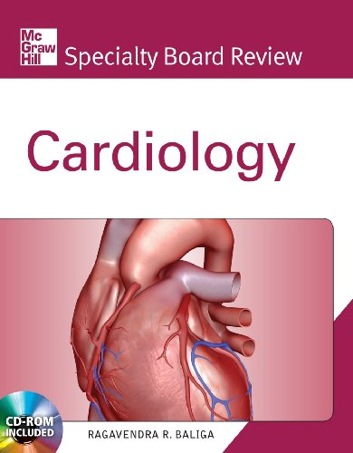 9780071614085: McGraw-Hill Specialty Board Review Cardiology