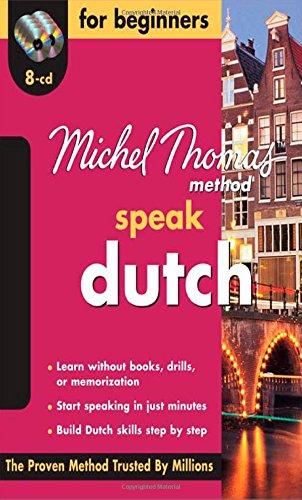 9780071614252: Speak Dutch for Beginners (The Michel Thomas Method)