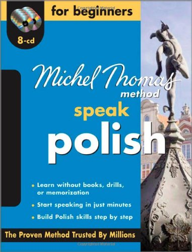 9780071614474: Michel Thomas Method™ Polish For Beginners, 8-CD Program (Michel Thomas Series)