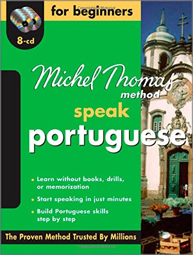 9780071614580: Michel Thomas Method™ Speak Portuguese for Beginners, 8-CD Program (Michel Thomas Series)